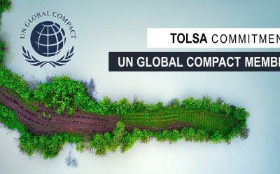 TOLSA, FIERS D'ÊTRE MEMBRES DU PACTE MONDIAL DE L'ONU