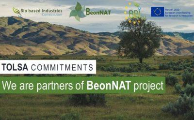 TOLSA participa en el proyecto BeonNAT