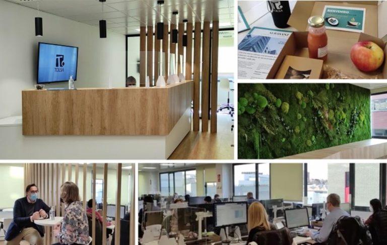 TOLSA, nueva sede en Madrid